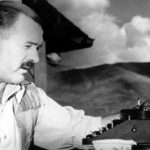 Mých TOP 5 citátů od Hemingwaye