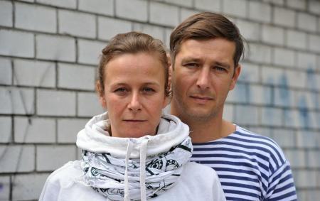 Jan Zadražil a Petra Špalková alias HP a Rebecca