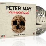 Audioknižní Výjimeční lidé Petera Maye
