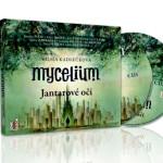 Mycelium – Jantarové oči: české audioknižní sci-fi