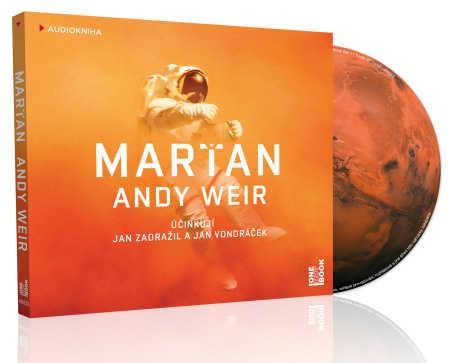 Andy_Weir_Martan_audio_OneHotBook_3D